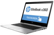 HP Inc HP EliteBook x360 1030 G2 2.50GHz i5-7200U 13.3Zoll 1920 x 1080Pixel Touchscreen Silber Notebook Z2W63EAR