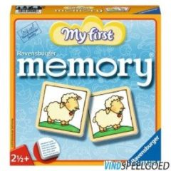 Ravensburger My first memory Kinderen Leerzaam bordspel