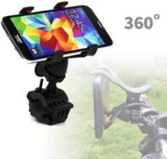 Trailer and Tools K-parts Mobiele Fiets Telefoonhouder Easy- Clip - Telefoon - Houder