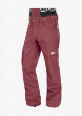 Picture - Under Pant - Skibroek maat XL, rood/roze