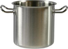 Zilveren Cosy&Trendy Cosy & Trendy For Professionals Kookpan 2,75 Liter - Ø 16 Cm