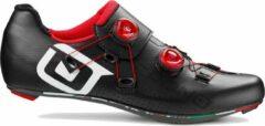 Crono CR-1 Fietsschoenen Zwart Wit - Maat 43