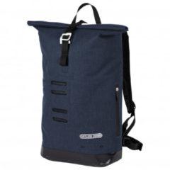 Ortlieb - Commuter-Daypack Urban - Dagrugzak maat 21 l, zwart/blauw