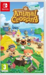 Blauwe Nintendo Animal Crossing New Horizons game - Nintendo Switch