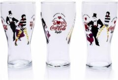Coca-Cola Coca Cola Light Glazen Set (3 stuks) by Marc Jacobs