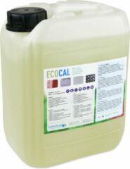 Ecocal 5 liter - Verwijdert kalk en witte vlekken van muur en gevel