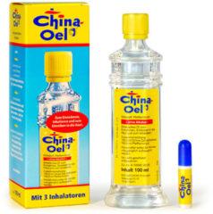 China ÖL mit 3 Inhalatoren