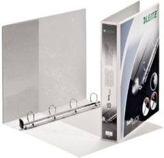Leitz Presentatieringband Soft Click A4 Maxi Wit Karton/Polypropyleen