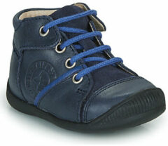 Blauwe Hoge Sneakers GBB OULOU