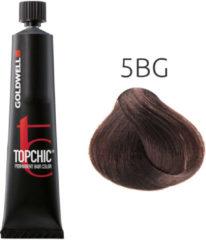 Goldwell - Topchic - 5BG Lichtbruin Bruin Goud - 60 ml