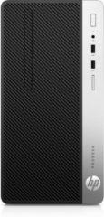 HP ProDesk 400 G5 Intel® 8ste generatie Core™ i5 i5-8500 8 GB DDR4-SDRAM 256 GB SSD Zwart, Zilver Micro Tower PC