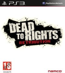 Bandai Namco Dead to Rights 3: Retribution