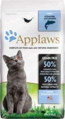 Applaws cat adult droog ocean fish / salmon kattenvoer 1,8 kg