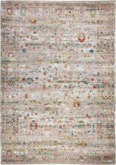 Louis de Poortere - 8894 Antiquarian Turkish Delight Vloerkleed - 290x390 cm - Rechthoekig - Laagpolig, Vintage Tapijt - Bohemian, Oosters, Retro - Meerkleurig