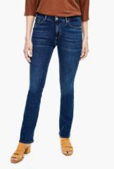 Blauwe S.Oliver Niet van toepassing Jeans Maat W34 X L32