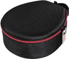 Koptelefoon tas Thomson EARA516 Geschikt voor (koptelefoon):On Ear koptelefoon, Over Ear koptelefoon Zwart, Rood