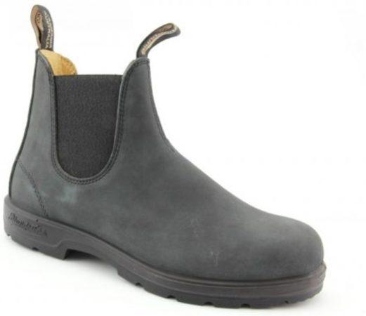 Afbeelding van Blundstone Heren Chelsea boots Classic Heren - Grijs - Maat 46