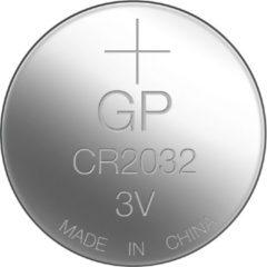 GP batterijen CR2032 Knoopcel Lithium 3 V GP Batteries GPCR2032 2 stuk(s)