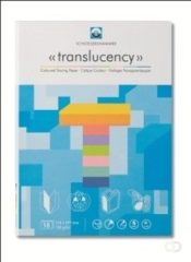 Schoellershammer Transparantpapier A4 100gr. Assorti