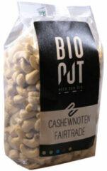 Bionut Cashewnoten fairtrade 1000 Gram