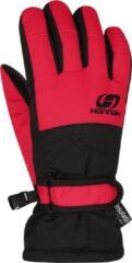 Hannah Handschoenen Mojo Junior Polyester Zwart/rood Maat 8