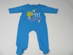 Blauwe Wiplala pyjama , meisjes , bee happy , 3maand 62