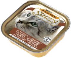 Mister Stuzzy Cat Paté 100 g - Kattenvoer - Kalkoen