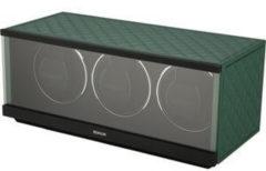Benson Swiss Series Triple 3.20 groen Leather