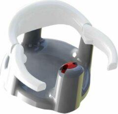 Baby Jem BabyJem-Babystoel-Badkamerstoeltje-26cm-Hygienisch–Grijs-Zuignappen