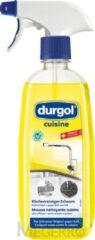 Donkergrijze Durgol Cuisine Reiniging voor Magnetrons, Ovens en Fornuizen
