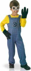 """Zwarte """"Minions™ outfit voor jongens - Kinderkostuums - 122/128"""""""