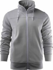 Licht-grijze Printer Jog Sweatshirt 2262036 Lichtgrijs - Maat M