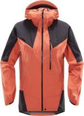 Haglöfs - L.I.M Touring Proof Jacket Women - Roze - Dames - maat S
