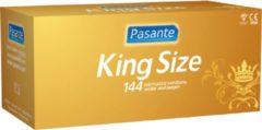 Transparante Pasante King Size XXL Condooms (144 stuks)