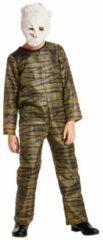 Xenos Halloween mummy kinderkostuum - maat 110