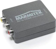 Marmitek Connect AH31, RCA/SCART auf HDMI Konverter (720p/ 1080p)