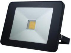 Zwarte Perel DESIGN LED-SCHIJNWERPER MET BEWEGINGSMELDER - 50 W, NEUTRAALWIT