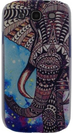 Afbeelding van Xccess Cover Samsung Galaxy SIII I9300 Blue Elephant - Xccess
