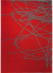 ESPRIT Teppich handgetuftet Esprit rot