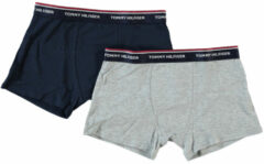 Blauwe Tommy Hilfiger trunk/boxers (2-pack)