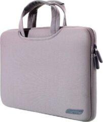 Mobigear Neoprene Laptop Sleeve / Tas 12 inch Grijs