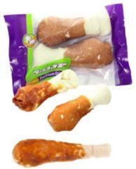 Braaaf Premium Snack - Drumsticks met Eend - Hond - Snack - 12,5 cm - 2 stuks