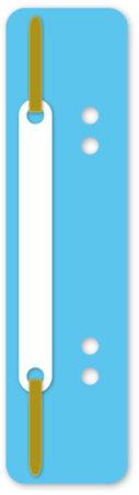 Afbeelding van Snelhechterstrip Kangaro A5 2-Gaats Pp Doos A 100 Stuks Lichtblauw