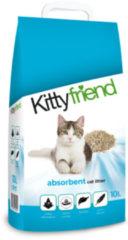 Kitty friend absorbents kattenbakvulling 10 LTR