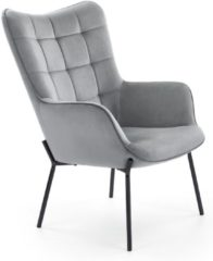 Home Style Fauteuil Castel in grijs