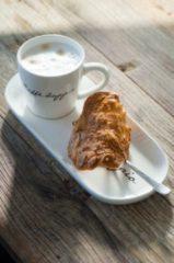 Witte Riviera Maison Rivièra Maison Caffè Doppio - Koffiemok