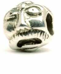 Trollbeads TAGBE-10046 Kraal Gezichten zilver