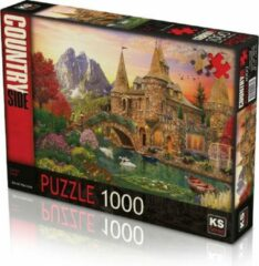 KS Games Castle Land Puzzel 1000 Stukjes