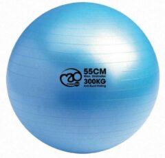 Fitness-Mad Fitness - Mad Fitnessbal - Ø 55 cm - Blauw