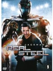 Touchstone Home Video Real Steel (Dvd)